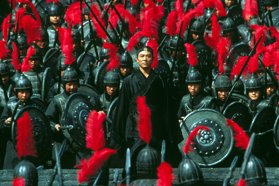 If you don't like martial arts movies, if you don't like subtitles, if you don't like things that seem eerily like Chinese propaganda, you should still watch Hero for one of the most masterfully told stories of our time.